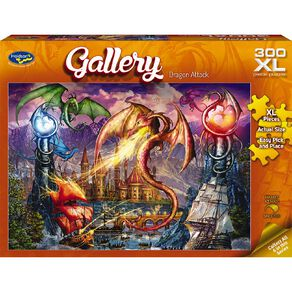 Gallery 300 Piece Puzzle Assorted