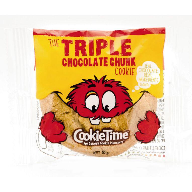 Cookie Time Triple Chocolate, , hi-res