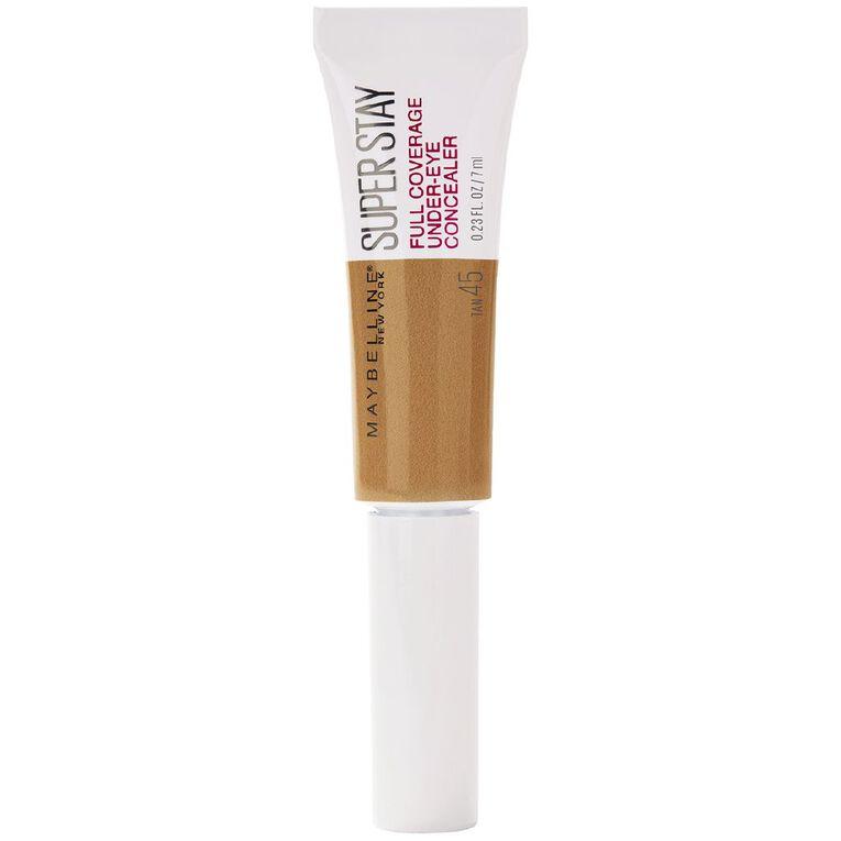 Maybelline Superstay Concealer 45 Tan, , hi-res