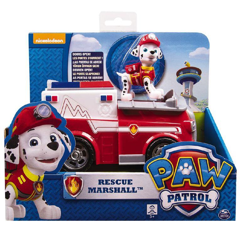 Paw Patrol Basic Vehicle & Pup Assorted, , hi-res