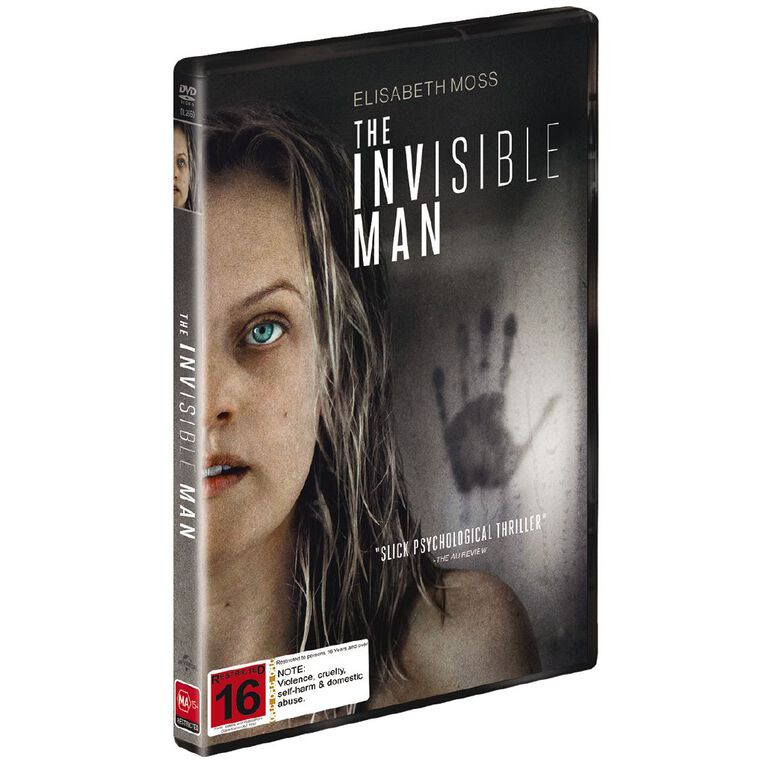 The Invisible Man DVD 1Disc, , hi-res