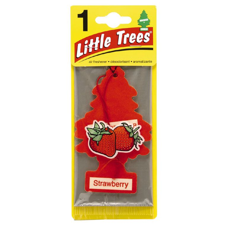 Little Trees Auto Air Freshener Strawberry, , hi-res