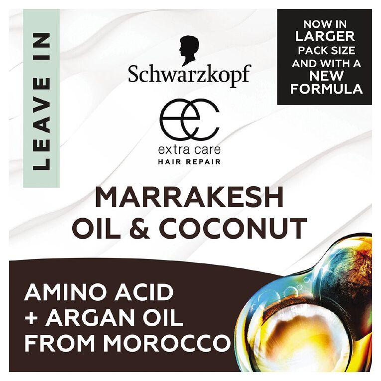Schwarzkopf Extra Care Marrakesh & Coconut Replenishing Oil Serum 100ml, , hi-res