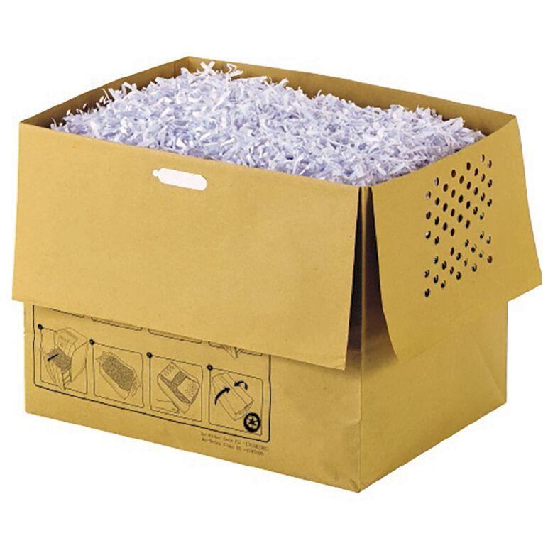 Rexel Shredder Bag Recyclable Auto+ 40L PK20, , hi-res