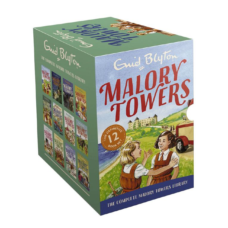 Malory Towers: 12 book set by Enid Blyton, , hi-res image number null