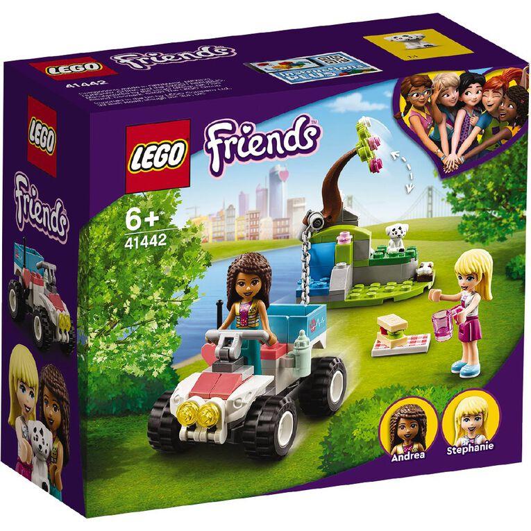 LEGO Friends Vet Clinic Rescue Buggy 41442, , hi-res