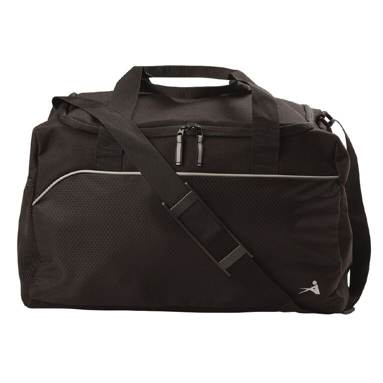 Active Intent Entry Sports Bag, Black, hi-res image number null