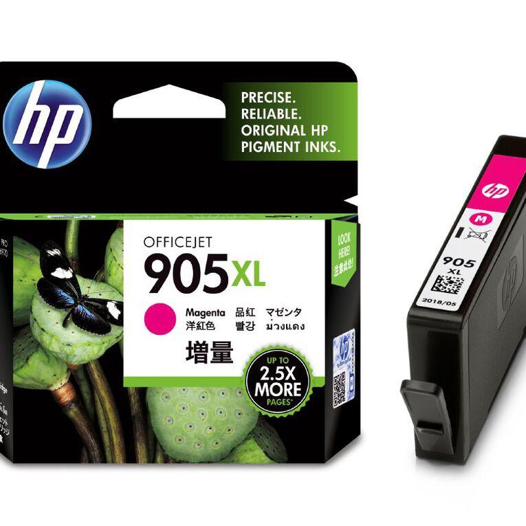 HP Ink 905XL Magenta (825 Pages), , hi-res