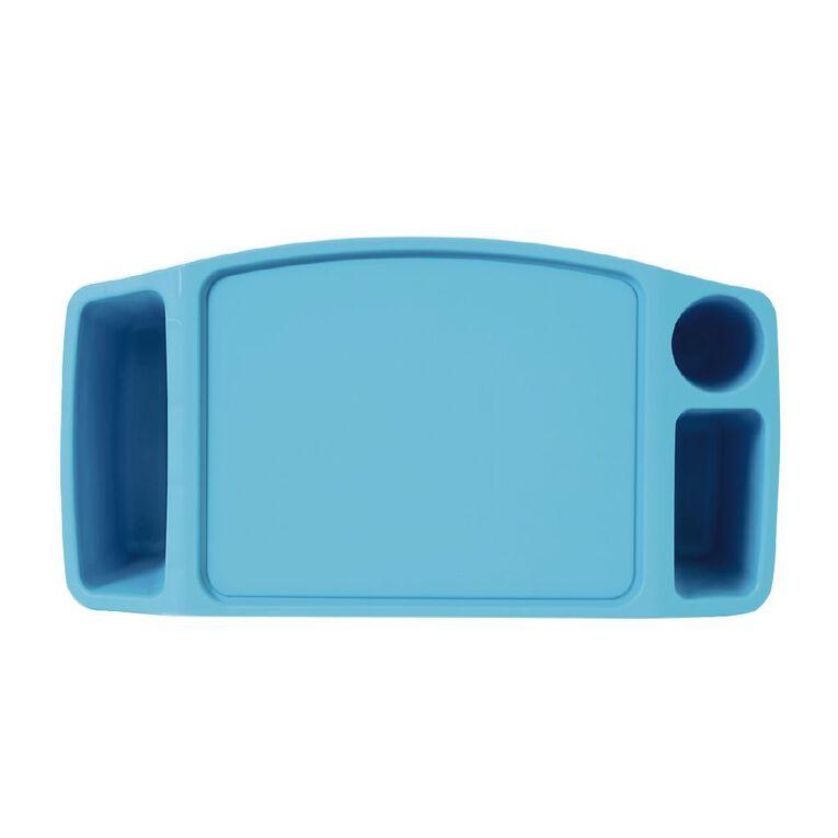 Kookie Art & Craft Lap Tray Blue, , hi-res