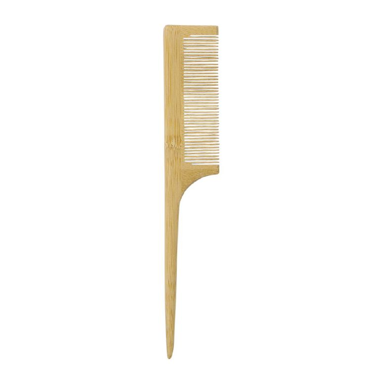 Colour Co. Bamboo Tail Comb, , hi-res