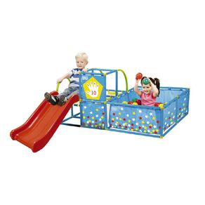Playset With 50 Balls/3 in 1 Playset