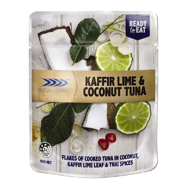 Sealord Tuna Kaffir Lime & Coconut 110g, , hi-res