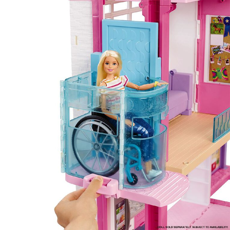 Barbie Dreamhouse with Elevator Refresh, , hi-res image number null