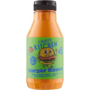 Culleys Kitchen Burger Sauce 350ml