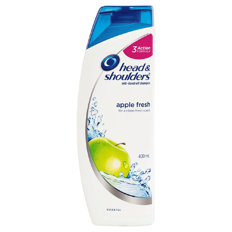 Head & Shoulders Shampoo Apple Fresh 400ml, , hi-res