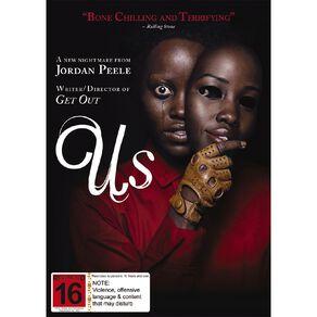 Us DVD 1Disc