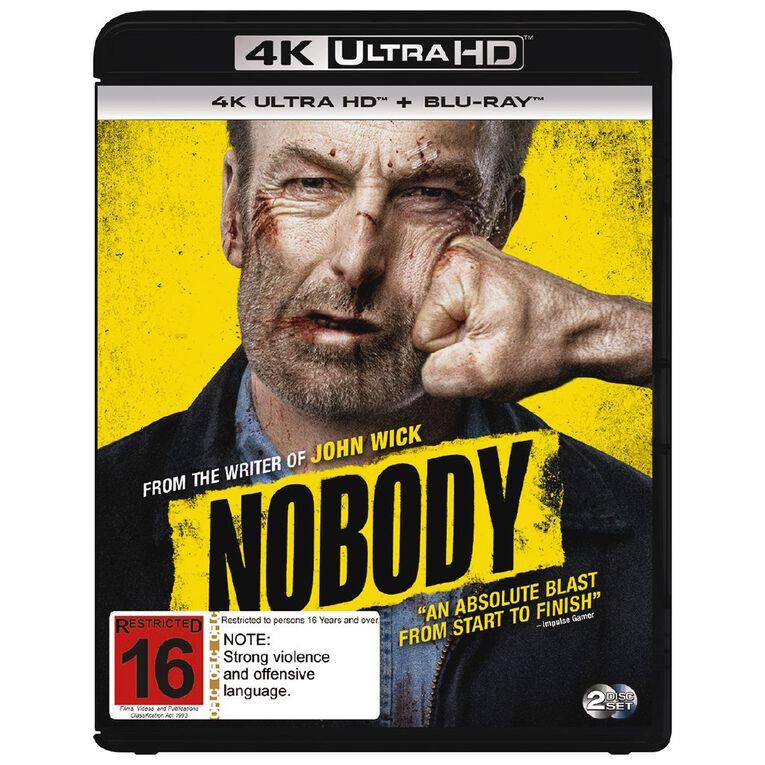 Nobody 4K BR 2 Blu-ray, , hi-res
