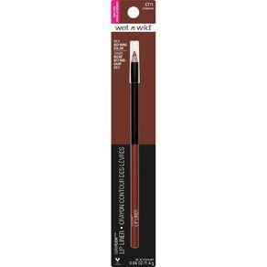 Wet n Wild Color Icon Lipliner Pencil Chestnut