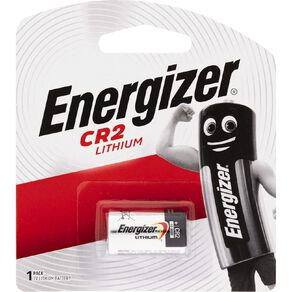 Energizer Battery CR2 3 Volt