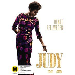 Judy DVD 1Disc