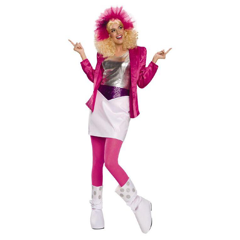 Barbie Rocker Adult Costume - Size S, , hi-res