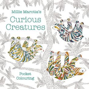Curious Creatures Pocket Edition by Millie Marotta