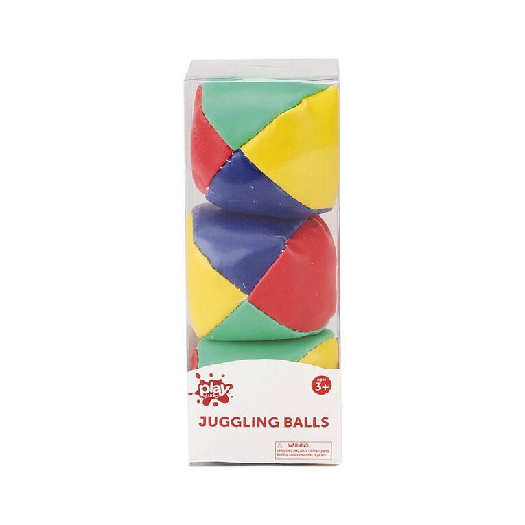 Play Studio Juggling Balls 3 Pack, , hi-res