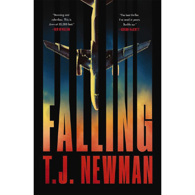 Falling by TJ Newman, , hi-res