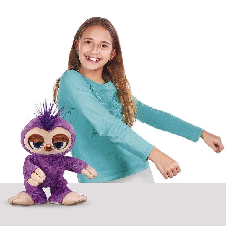 Zuru Pets Alive Fifi Flossing Sloth, , hi-res