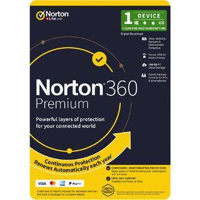 Norton 360 Premium 1 Device 12 Months