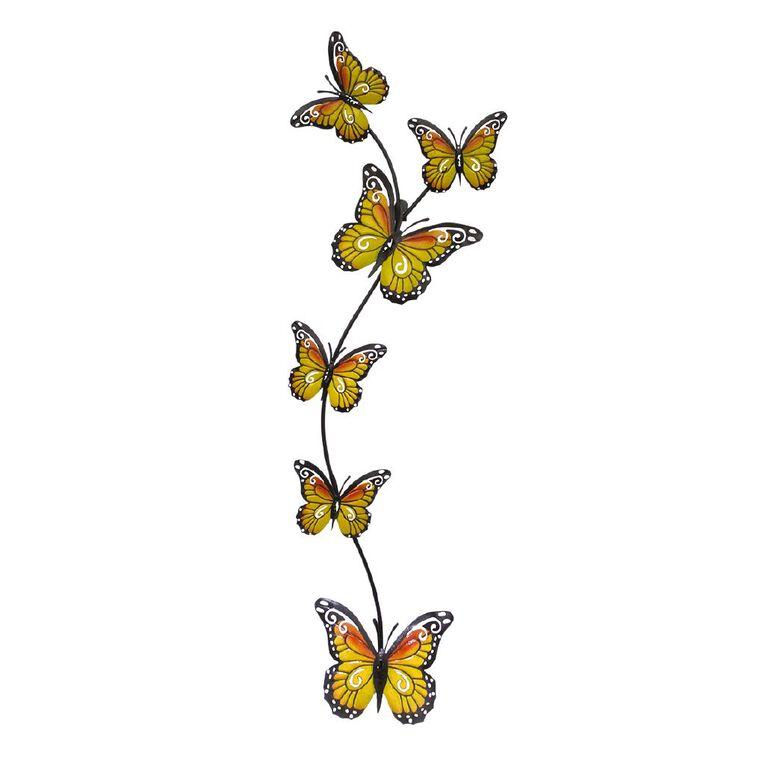 Kiwi Garden Butterfly Flutter Wall Art, , hi-res