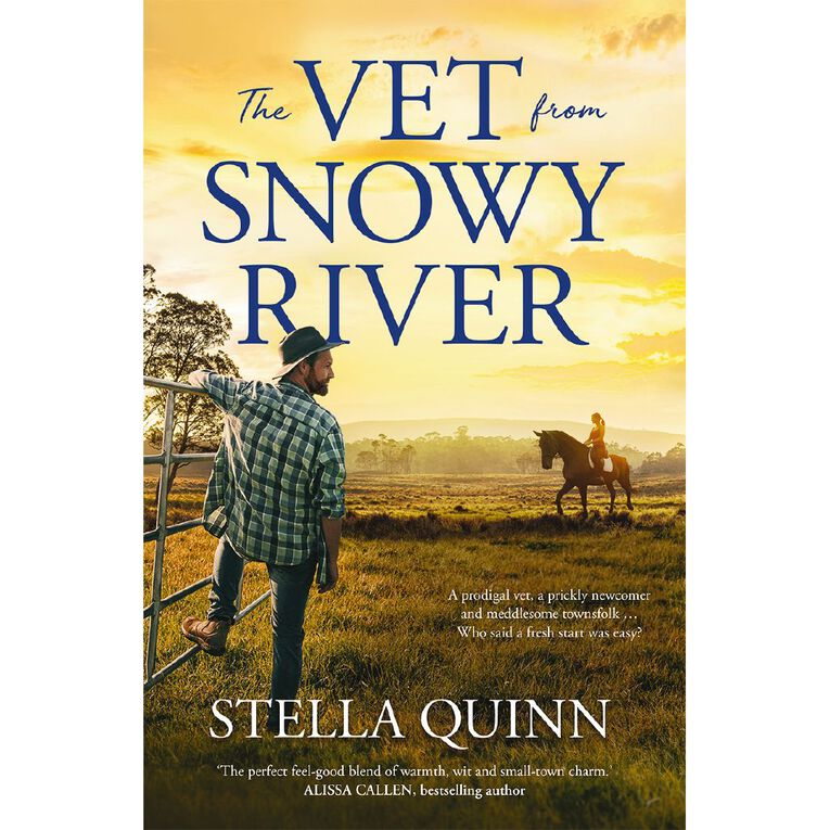 The Vet from Snowy River by Stella Quinn, , hi-res