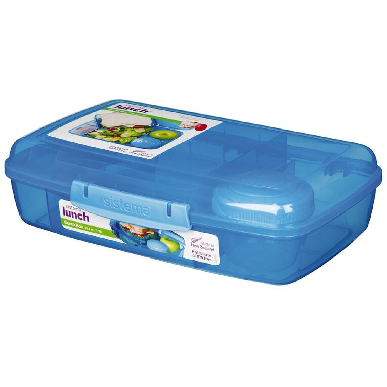 Sistema Bento Box Lunch Assorted 1.76L, , hi-res