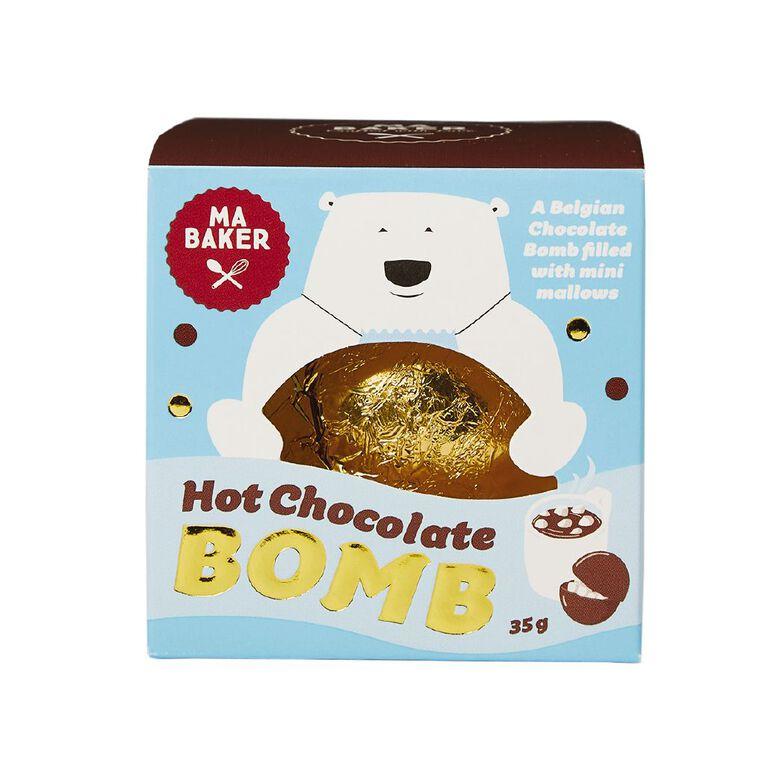 Ma Baker Ma Baker Hot Chocolate Bomb 35g, , hi-res