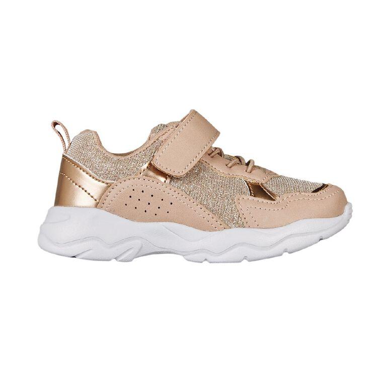 Active Intent Kids' Active Amanda Shoes, Gold, hi-res