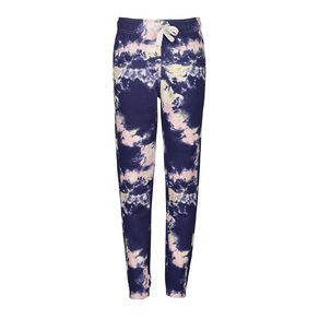 Young Original Girls' All Over Print Jogger Trackpants
