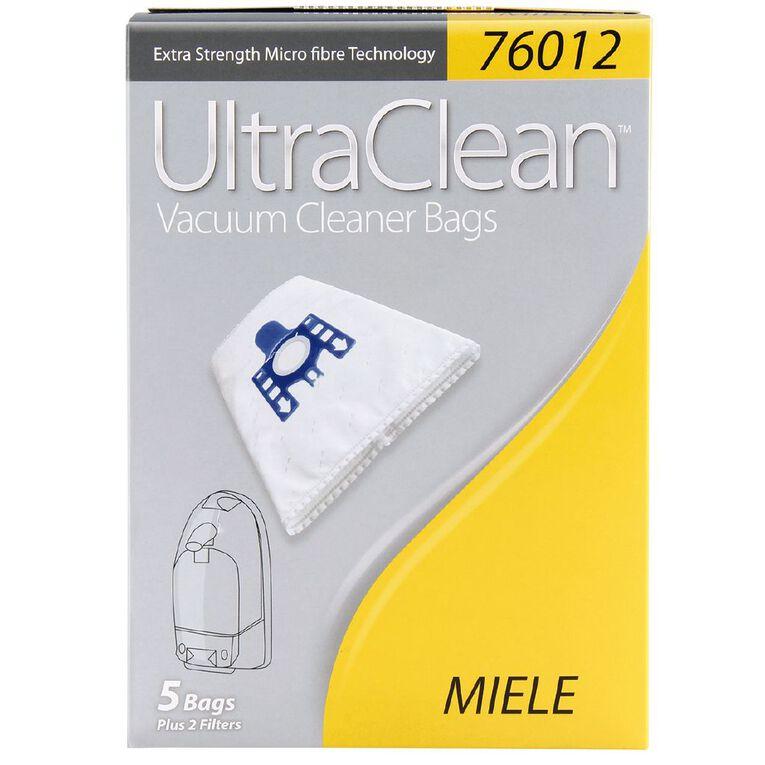 Ultra Clean Vacuum Bags Miele 5 Pack, , hi-res