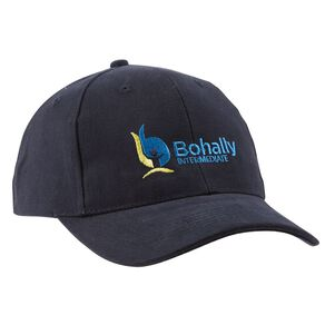 Schooltex Bohally Intermediate Cap with Embroidery
