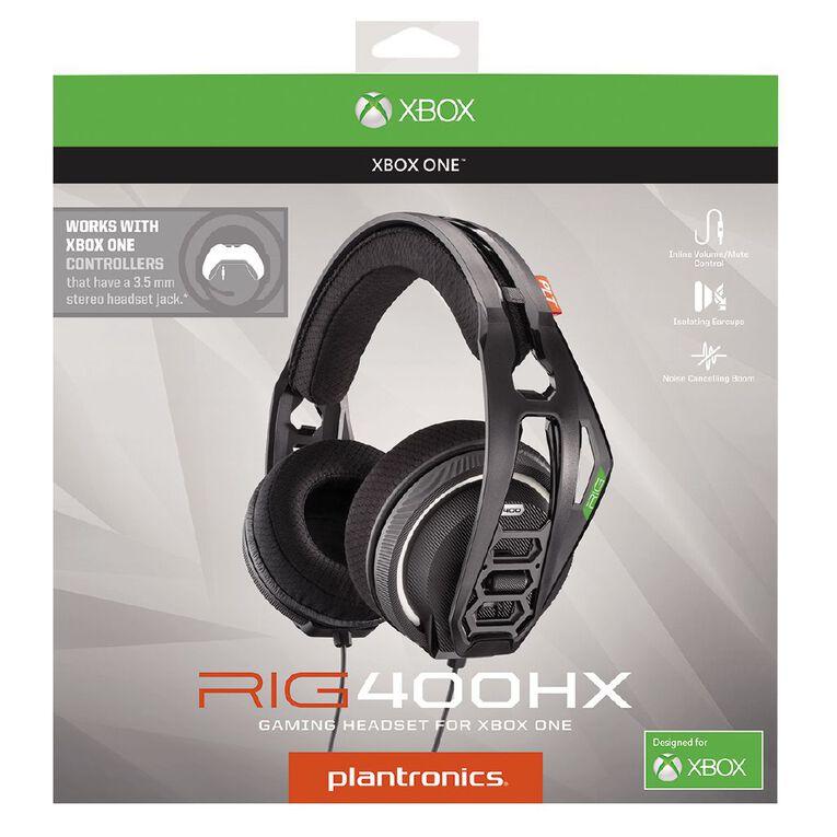 RIG 400HX Headset XboxOne Black, , hi-res
