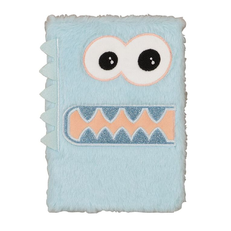 Kookie Furry Monster Hardcover Notebook A5, , hi-res