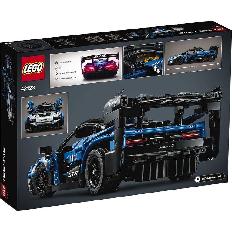LEGO Technic McLaren Senna GTR 42123, , hi-res