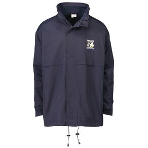 Schooltex James Cook Anorak with Embroidery