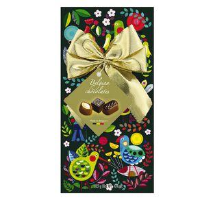 Belgian Chocolates Kiwi Design Gift Box 125g