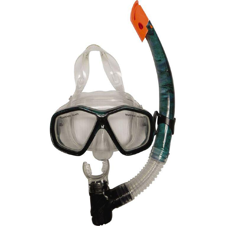 Body Glove Youths Combat Snorkel Set, , hi-res