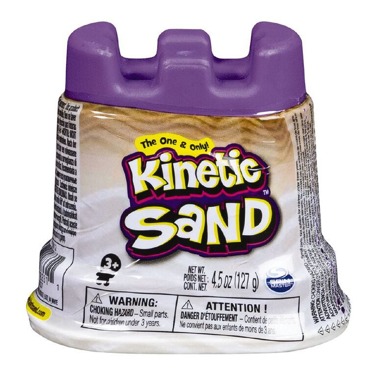 Kinetic Sand Single Container 141g Assorted, , hi-res