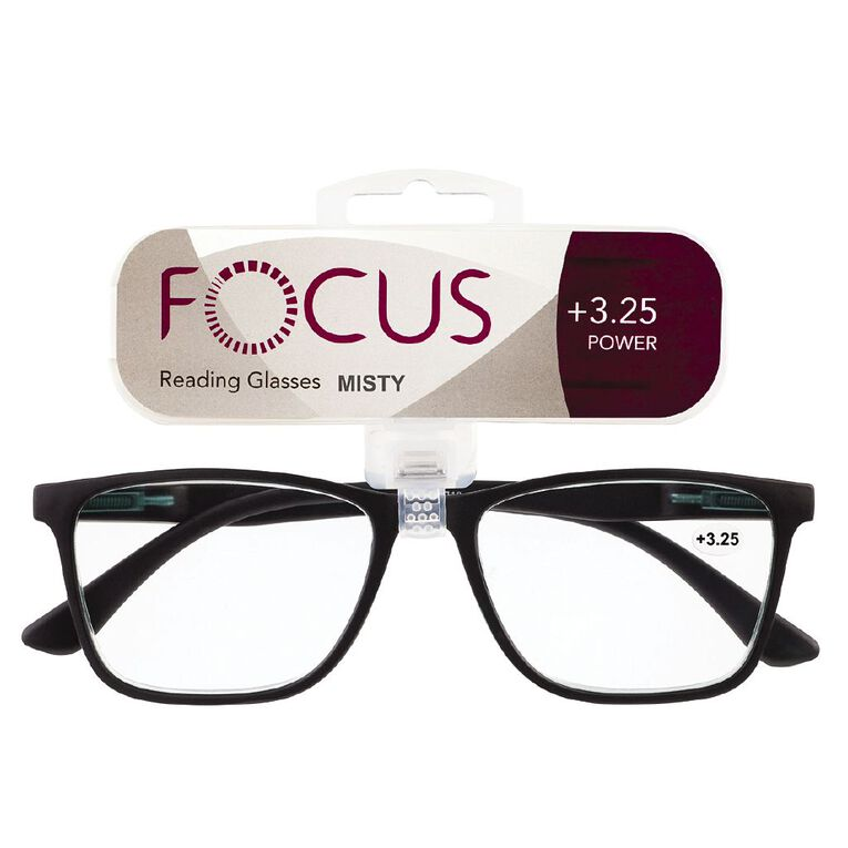 Focus Reading Glasses Misty Power 3.25, , hi-res