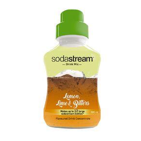 Sodastream Syrup Lemon Lime Bitters 500ml