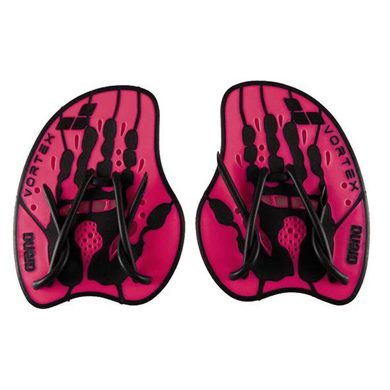 Arena Training Tool Hand Paddle Vortex Medium Pink, , hi-res