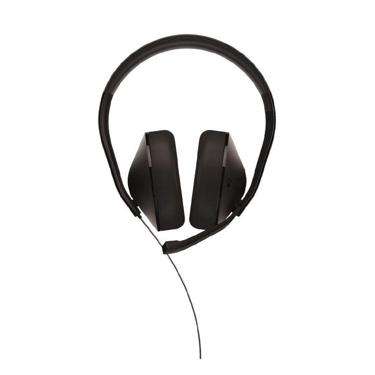 XboxOne Headset Black, , hi-res