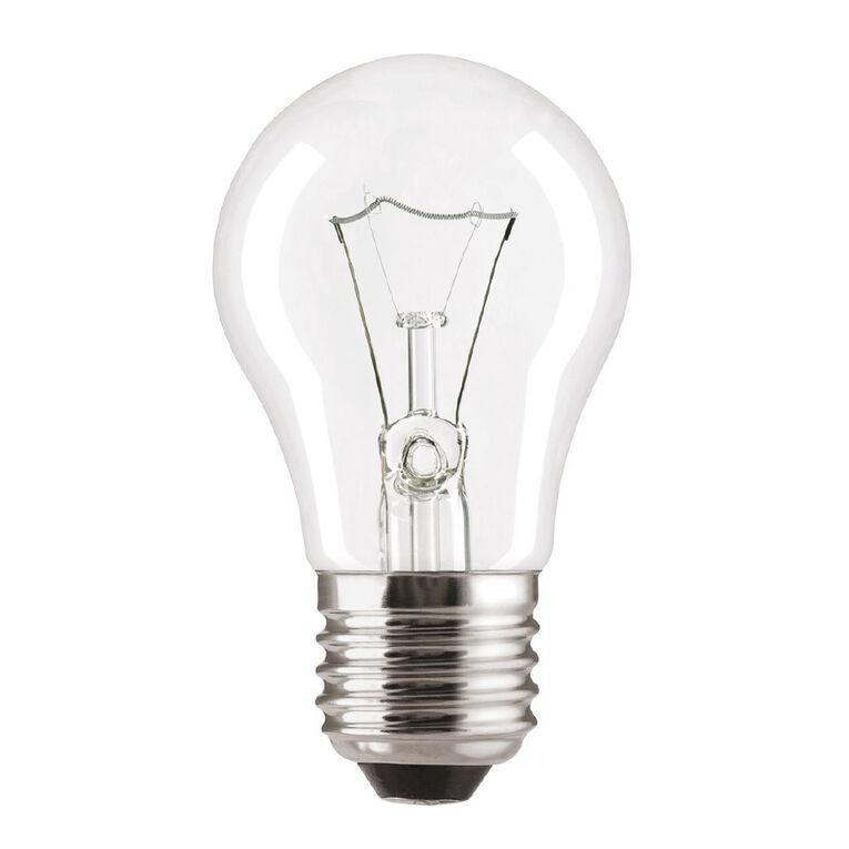 General Electric Halogen Bulb GLS ES Clear 70w Clear, , hi-res